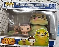 Funko Pop!  Soon to be discontinued Slave Leia