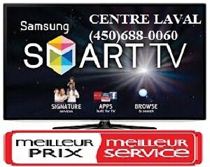 LIQUIDATION SURPLUS DE STOCK TV SAMSUNG 32,40,48,50,4K,SMART WIF