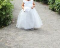 Flower girl dress and little girl dresses for special occasion