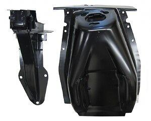 1967-68 Mustang Shock Tower Assy Inner LH