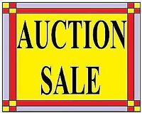 VICTORIA DAY HOLIDAY AUCTION AT SALFORD ON