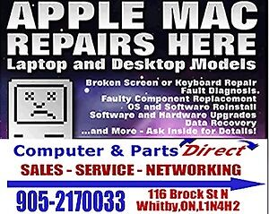 Macbook Repair at a fraction of the cost by Certified Tecnicians