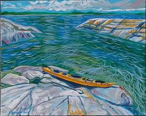 Paint Group of Seven Style London Ontario image 2