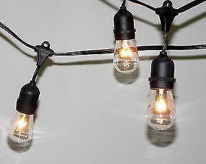 Vintage Patio Lights