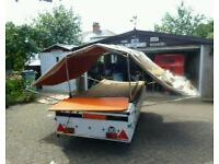 Conway Trailer Tent 1980's