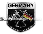 VW German Emblem
