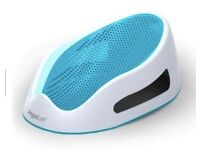 Baby Angelcare Soft Touch Bath Support - Aqua