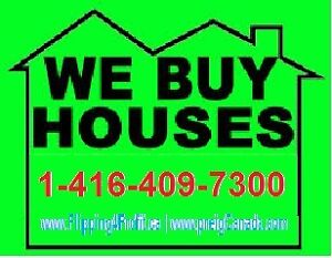 We buy houses in Sarnia