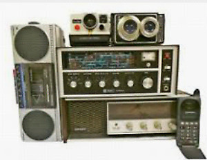 (Recycles) Looking for Old Unwanted Stereo equipment