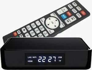 Cruze 4k real tv Hybrid Box Melbourne CBD Melbourne City Preview