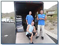 Quality move 18ft truck & 2men $75hr OCT SPECIAL CALL/TXT NOW