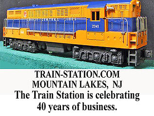 Train-Station.com Lionel Trains