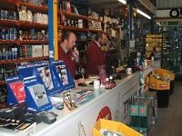 Van and Counter Sales Person - Job Newry Armagh Banbridge