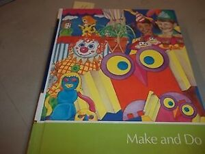 LOOKING FOR: ChildCraft #11 Make and Do