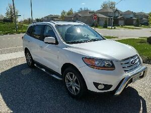 2011 Hyundai Santa Fe Limited w/ NAVIGATION 4WD LEATHER SUNROOF