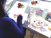 Art Classes Bristol: Watercolour Painting Tuition, Redland Library. Every Mon am, 10.20-12.30