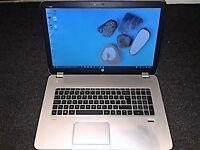"Laptop HP ENVY 17"", 2TB, 16GB RAM"