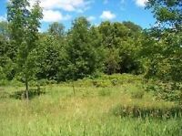 2 Beautiful Lots Located in Cumberland from 2 - 2.7 acres