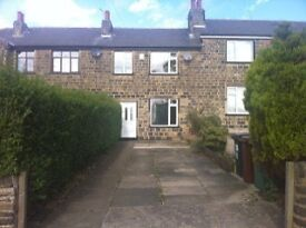 Fantastic house to let 2 large bedrooms plus a box room,beautiful back garden