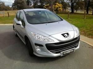 Peugeot 308 XS 16 HDI M   - 2008 Belconnen Belconnen Area Preview
