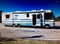 well maintained Motorhome