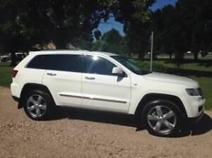 2012 Jeep Grand Cherokee Wagon Glen Innes Glen Innes Area Preview