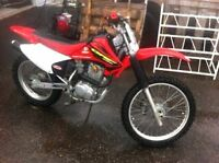 Well maintained Honda CRF 230