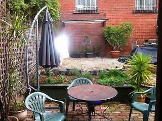 St Kilda Double Room No Bond or Bills Short Term up to 2 Months