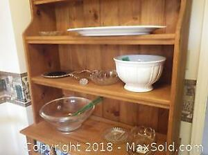 Glass And China Dishes A