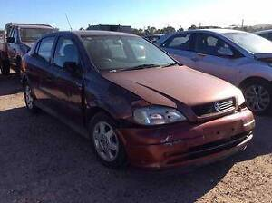 2000 Holden Astra TS CD Hatch wrecking for parts . . . , Campbellfield Hume Area Preview