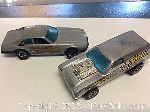 Old Hot Wheels Die Cast Cars