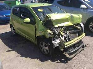 2011 Holden Barina Spark CDX Hatch wrecking for spare parts ,, . Broadmeadows Hume Area Preview