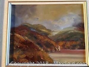 Two Blenderman Original Oil Painting A