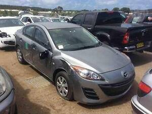 2010 Mazda 3 Gen II Neo Sedan wrecking for spare parts ,,, Broadmeadows Hume Area Preview