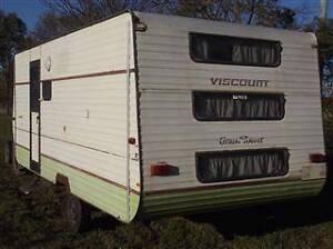 #1848 Viscount 18' family van 3 bunks Pink slip free delivery Penrith Penrith Area Preview