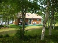 Waterfront Cottage PEI $600 weekly