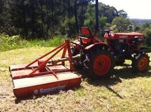 Kabota  B7100. 4wd tractor Boambee Coffs Harbour City Preview
