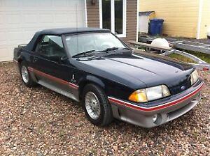 1988 Ford Mustang cobra GT - Cabriolet