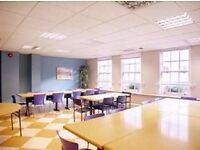 Business centre comprises of 92 units offering both office space and light industrial space