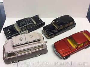 Dinky Corgi Matchbox Vintage Toys