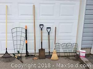 Yard Tools A