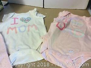 Baby Gap Clothes 3-6 Months New