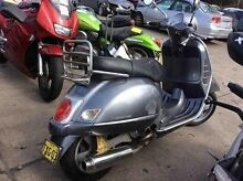 Wrecking Vespa 200 Ermington Parramatta Area Preview