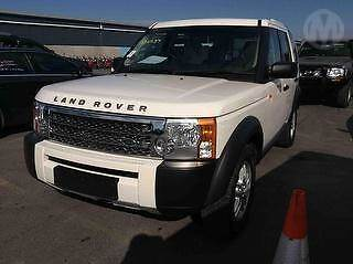 2008 Land Rover Discovery 3 Altona Hobsons Bay Area Preview