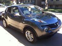 2011 Nissan Juke SUV, CVT, excellent condition, low miles.