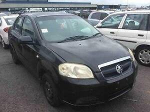 2006 Holden Barina TK Sedan WRECKING FOR SPARE PARTS . . , Campbellfield Hume Area Preview