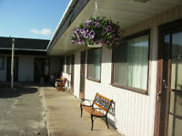 10 unit motel in Chapleau 3 hr NW of Sudbury