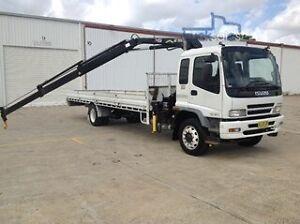Crane truck hire Brisbane Yamanto Ipswich City Preview