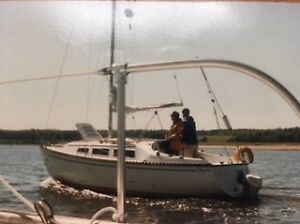 Chrysler 26 Sailboat