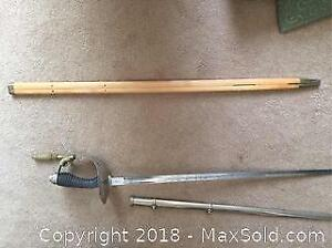 Pace Stick And Sword A